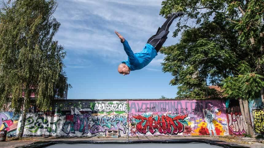Športni Trampolini za izjemno skakalno izkušnjo